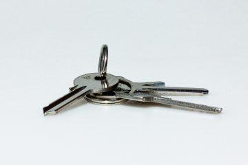 liggende sleutels
